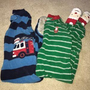 Carter's Pajamas - Boys Footy PJs